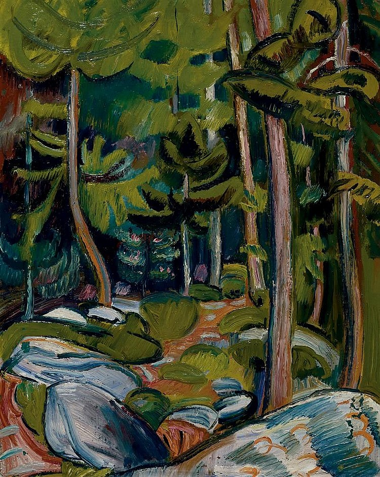 HERMANN HUBER (1888-1967)