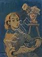 Moshe Mokady (1902-1975) , Moshe Mokady, Click for value