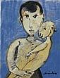 Remo Brindisi (1918-1996), Remo Brindisi, Click for value