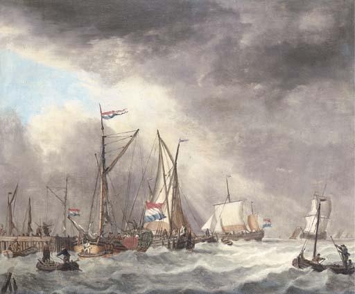 Jan Verbruggen (Enkhuizen 1712-1780 Woolwich)