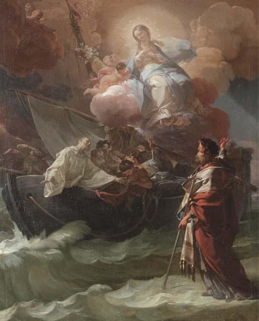 Corrado Giaquinto (Molfetta 1703-1766 Naples)