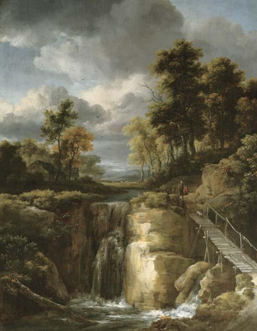 Jacob van Ruisdael (Haarlem 1628/9-1682 Amsterdam)
