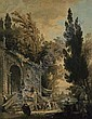 Hubert Robert (Paris 1733-1808), Hubert Robert, Click for value