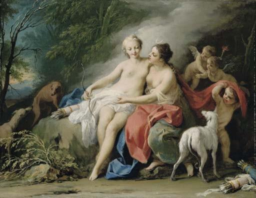 Jacopo Amigoni (Venice? ca. 1685-1752 Madrid)
