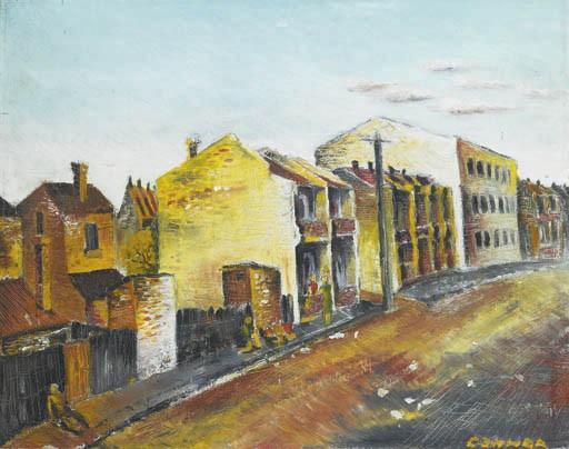 KEVIN LESLIE CONNOR (B. 1932)