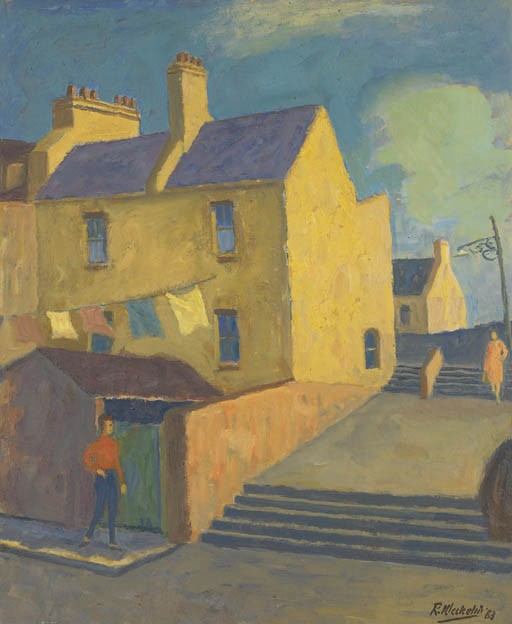ROLAND SHAKESPEARE WAKELIN (1887-1971)