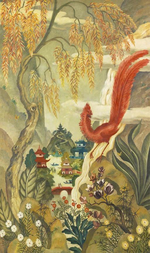 ADRIAN GEORGE FEINT (1894-1971)