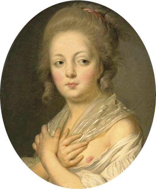 Jeanne-Philiberte Ledoux (Paris 1767-1840 Belleville)