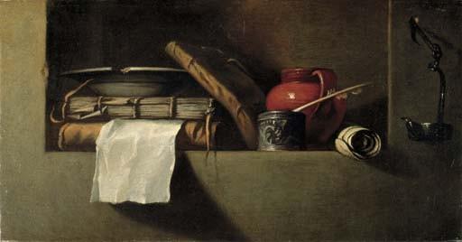 Giovanni Battista Langetti (Genoa 1635-1676 Venice)