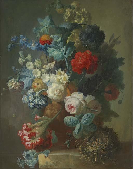 Jan van Os (Middelharnis 1744-1808 The Hague)