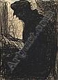 Le Liseur, Georges Seurat, Click for value