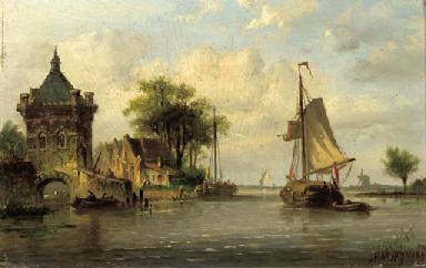 N.M. Wijdoogen (active 1829-1852)