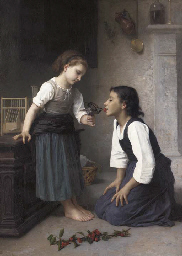 Elizabeth Jane Gardner Bouguereau (American, 1851-1922)