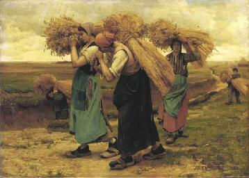 Julien Dupr' (French, 1851-1910)