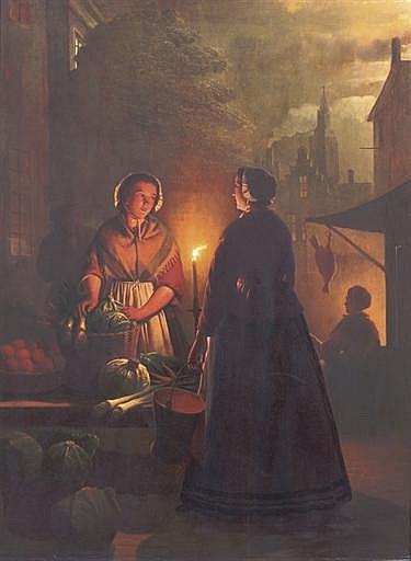 André Vermeulen (Dutch, 1821-1884)