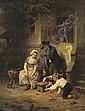 Hendrick Joseph Dillens (Belgian, 1812-1872)