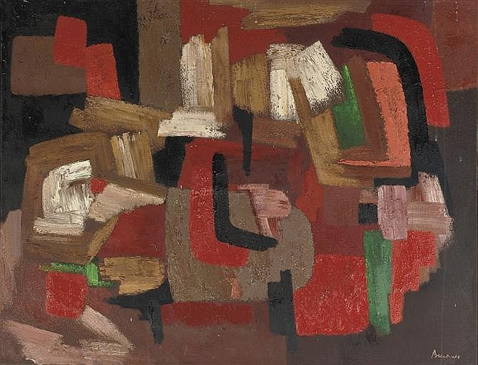 Dolf Breetvelt (DUTCH, 1892-1975)