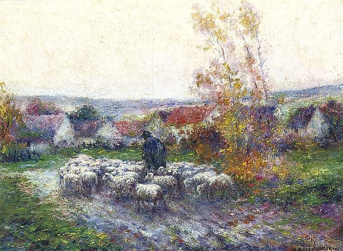 Michel Korochansky (French, 1866-1925)