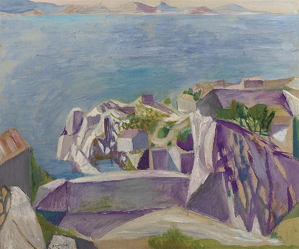Nicolaas Wijnberg (DUTCH, 1918-2006)