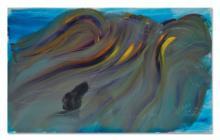 Jean Messagier (1920–1999) - Le chien de Goya