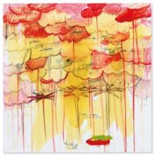 Fabrice Hyber (né en 1961) - Chewing gum/neurone