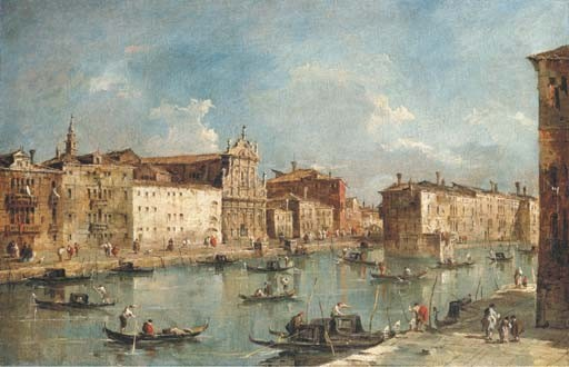 FRANCESCO GUARDI (VENICE 1712-1793)