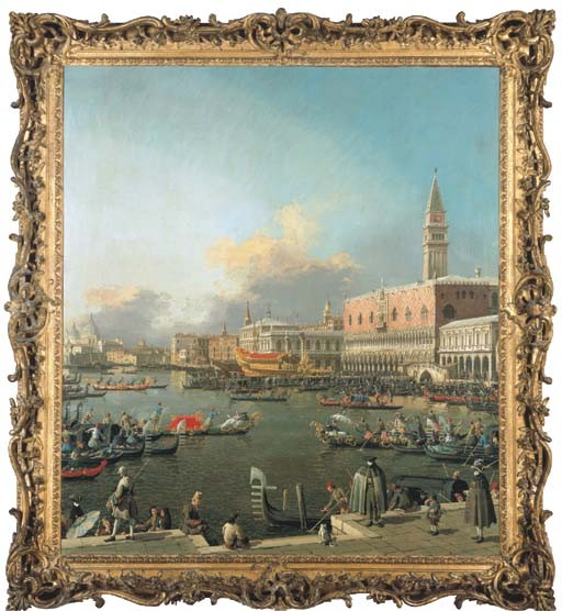 GIOVANNI ANTONIO CANAL, IL CANALETTO (VENICE 1697-1768)