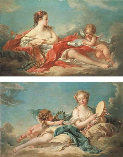 FRANÇOIS BOUCHER (PARIS 1703-1770) AND STUDIO