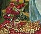Roses rouges aux cerises, Louis Valtat, Click for value