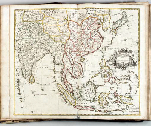 SENEX, John (d. 1740). A New General Atlas, Containing a Geographical and Historical Account of All the Empires, Kingdoms and other Dominions of the World. London: Daniel Browne, Thomas Taylor, et al, 1721.