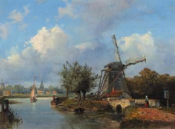 Johannes Josephus Destree (Dutch, 1827-1888)