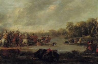 Palamedes Palamedesz. I, called Stevers (London 1607-1638 Delft)