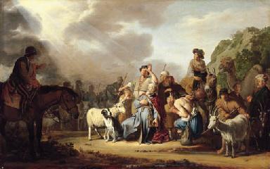 Claes Cormelisz. Moeyaert (Durgerdam, nr. Amsterdam 1591-1655 Amsterdam)