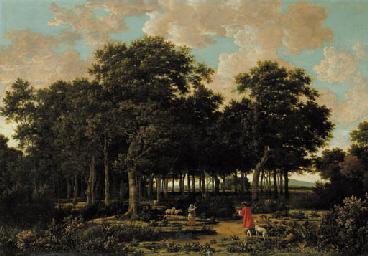 Joris van der Haagen (?Arnhem c. 1615-1669 The Hague)