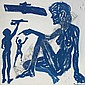 Traudel , A. R Penck, Click for value