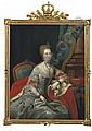 Johann Heinrich Tischbein I (Haina 1722-1789 Kassel) , Johann Heinrich Tischbein, Click for value