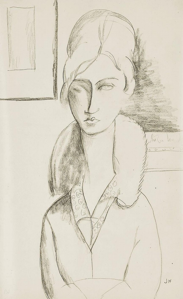 JEANNE HEBUTERNE (1898-1920)
