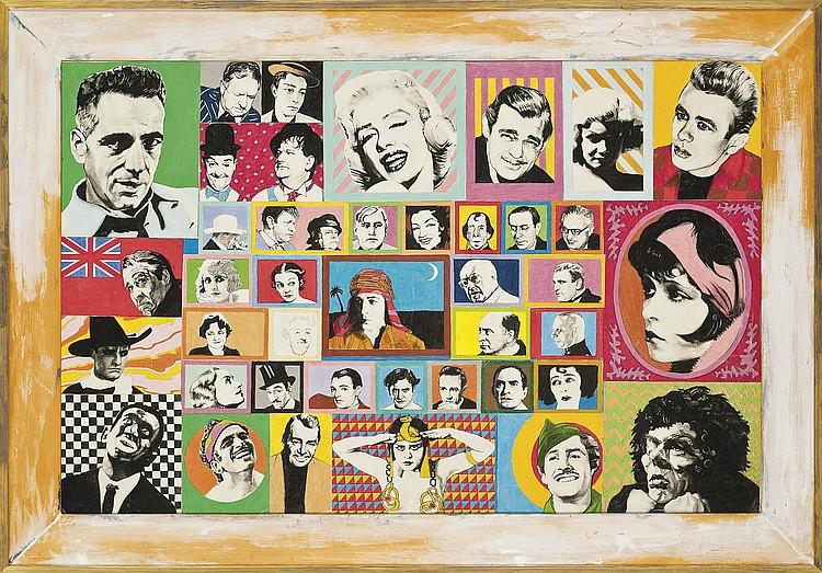 Ian Dury (1942 - 2000)