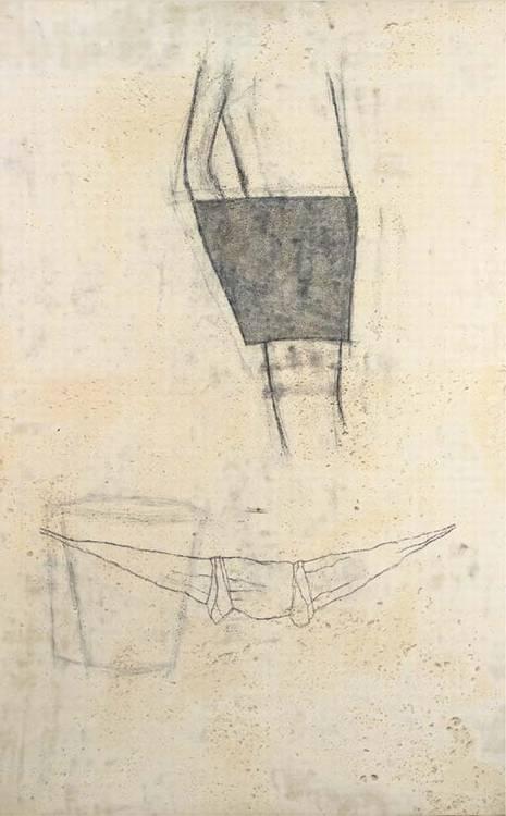 Julião Sarmento (b. 1948)