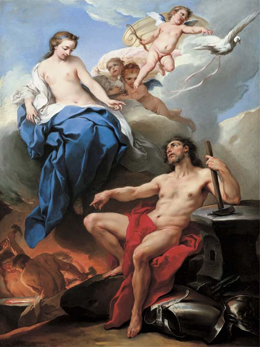 Charles-André Vanloo, called Carle Vanloo (Nice 1705-1765 Paris)