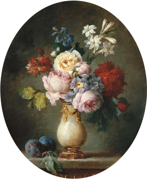 Anne Vallayer-Coster (Paris 1744-1818)
