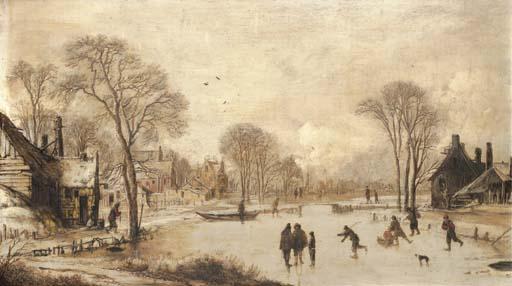 Aert van der Neer (Amsterdam c. 1603-1677)