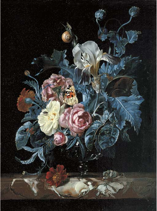 Willem van Aelst (Delft 1626-1683 Amsterdam)