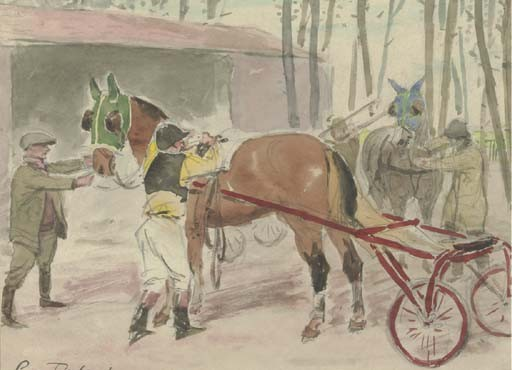 Pierre-Olivier Dubaut (FRENCH, 1886-1968)