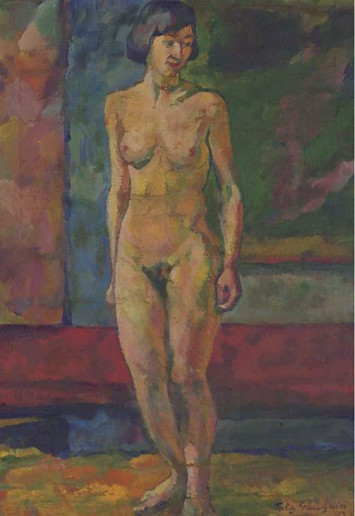 Pola Gauguin (Norwegian, 1883-1961)