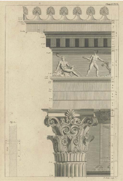 Edward Rooker (1712-1774), James Basire (1730-1802)