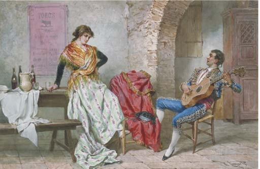 Ramon Tusquets Maignon (Spanish, 1838-1904)