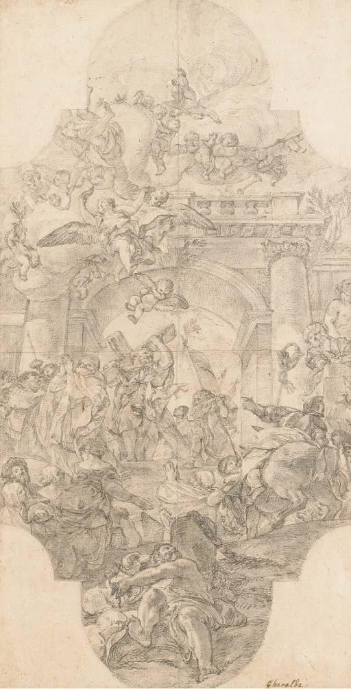 Anicet-Charles-Gabriel Lemonnier (1743-1824)