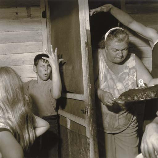 LARRY FINK (b. 1941)