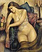 Mark Gertler (1891-1939), Mark Gertler, Click for value